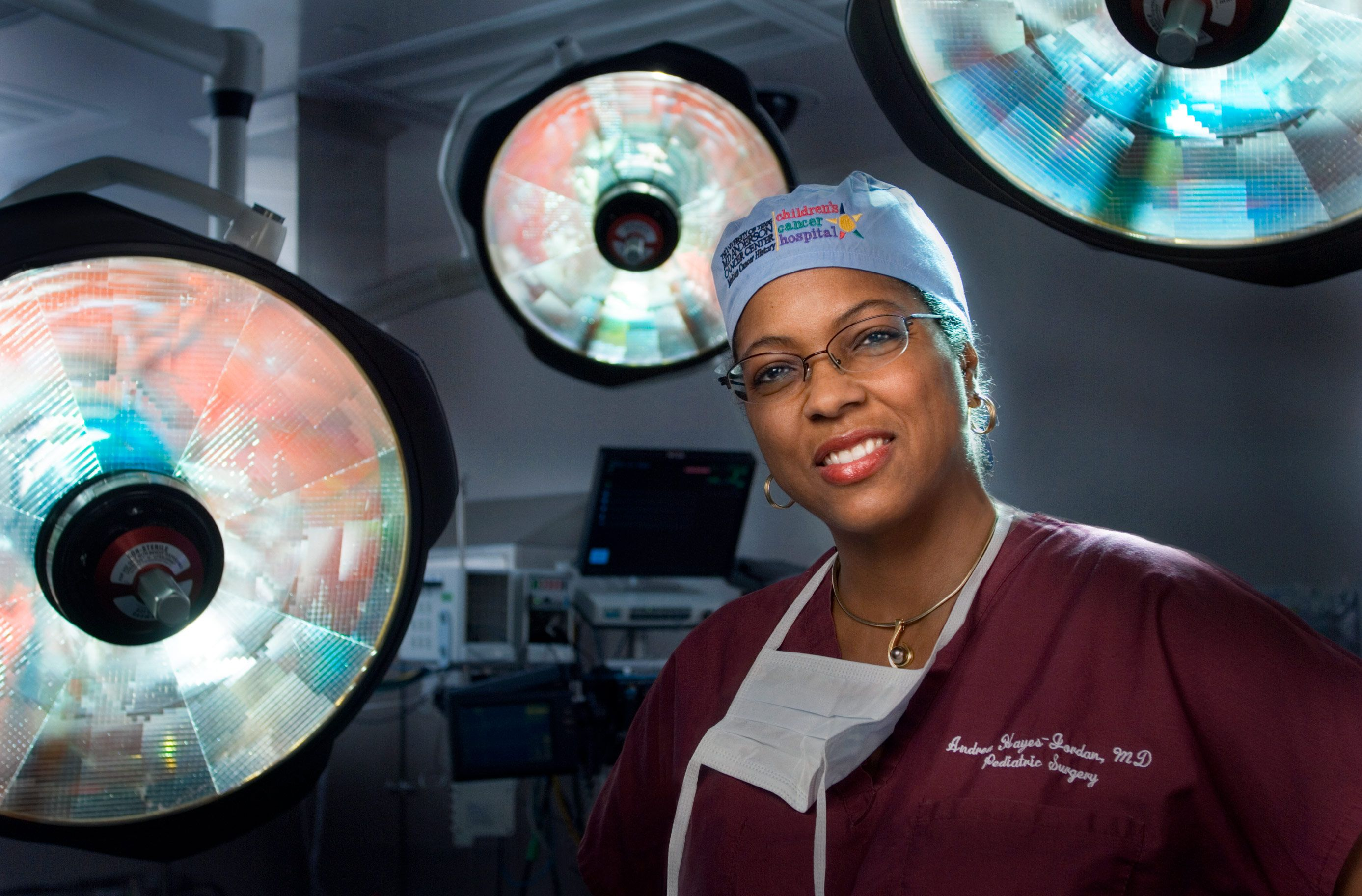 Dr. Jordan / MD Anderson