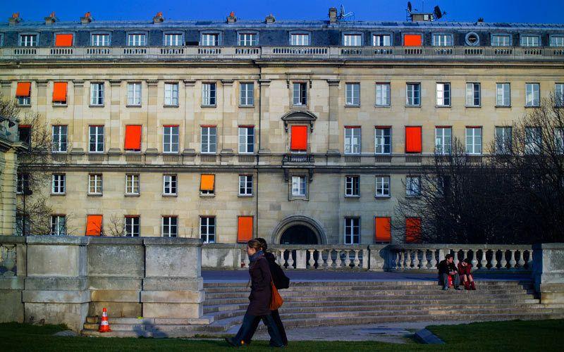 Orange / Paris