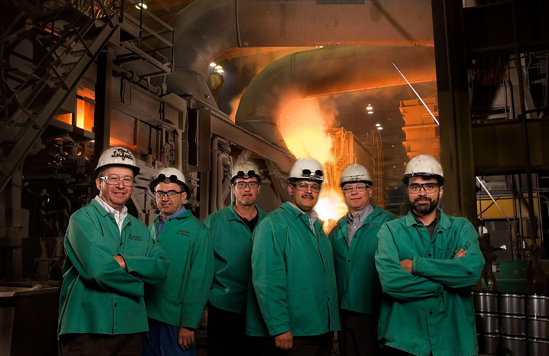 Steel Mill / Detroit