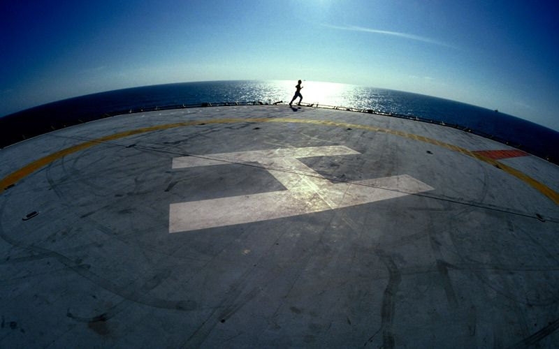Offshore Runner / South China Sea