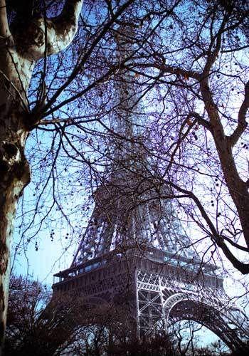 Tour de Eiffel / Paris