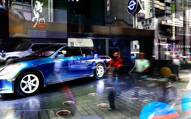 Nissan Showroom / Tokyo