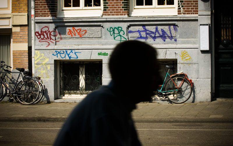 Street scene / Amsterdam