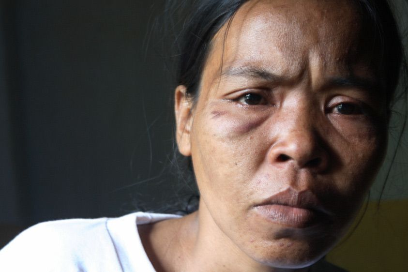 Victim of Domestic Abuse
