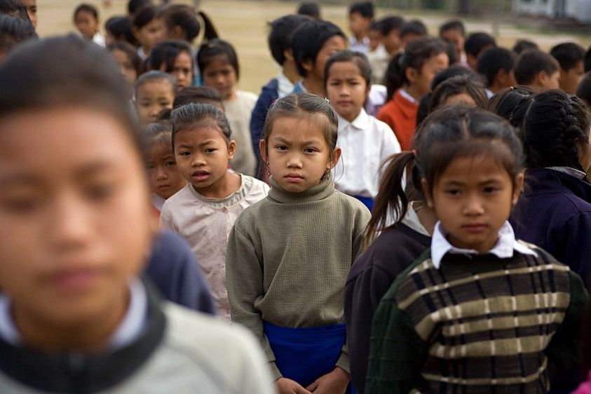 Literacy in Laos