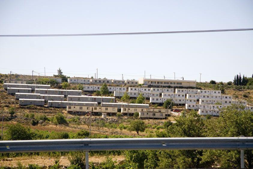 Settlement outpost