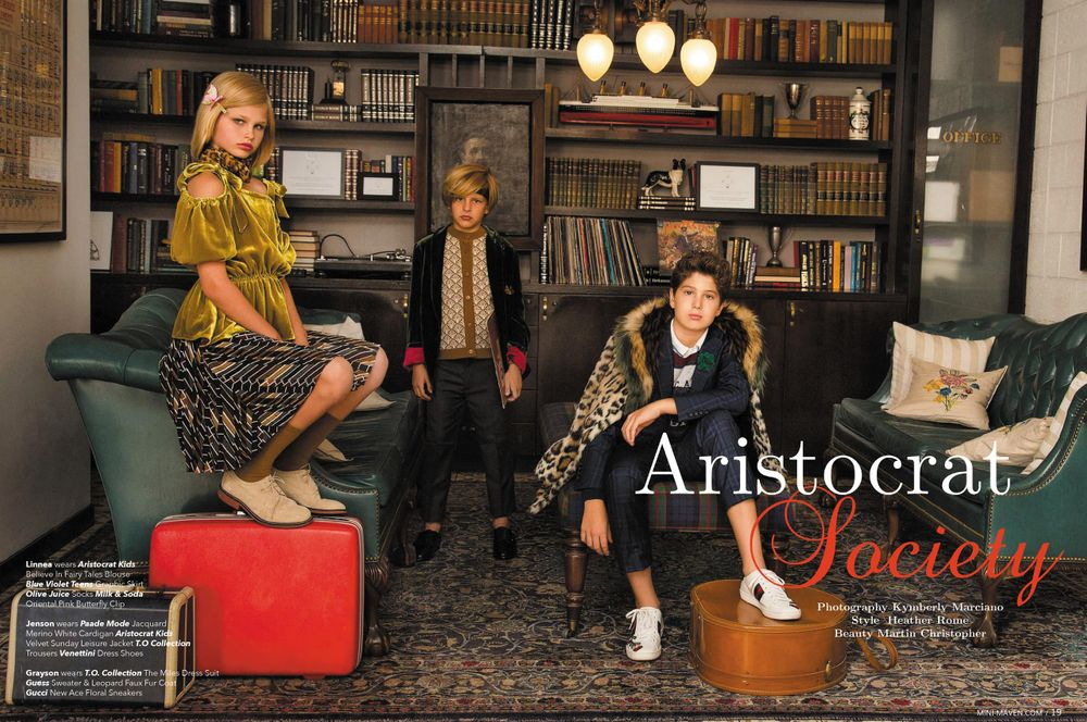 Aristocrat Society