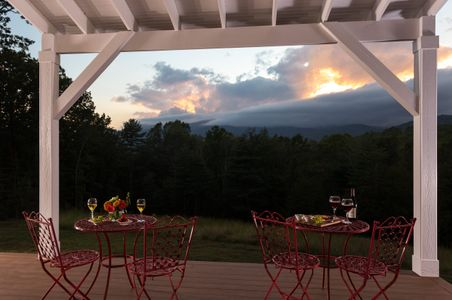 Outside porch in view of a sunset.jpg