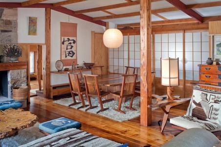 George Nakashima Woodworker - Reception House Dining Room.jpg