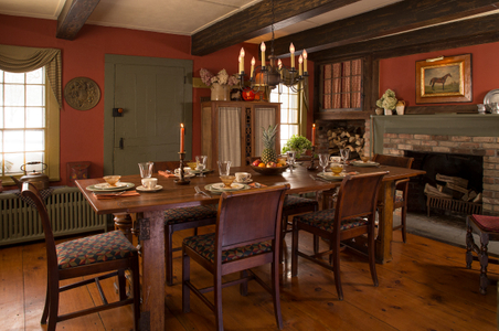 Dining room interior photograph - Olde Rhinebeck Inn.jpg