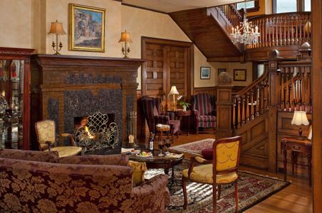 Albemarle Inn - Asheville Inn living room.jpg