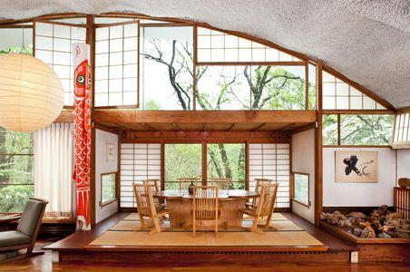 George Nakashima Woodworker - Conoid Studio Interior Photograph.jpg