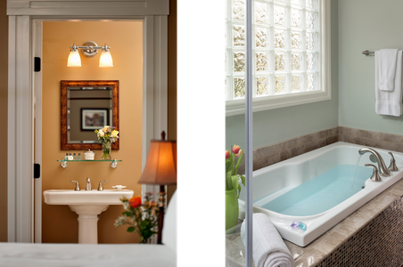 Interior Photograph of a bathroom sink and soaking tub.png