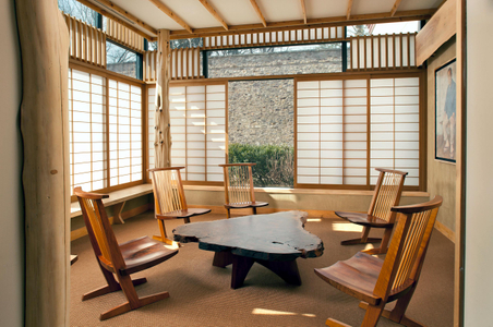 George Nakashima Woodworker - Michener Museum.jpg