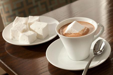 Hot chocolate with homemade marshmellows.jpg
