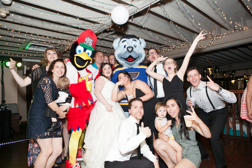 Fred Bird and Louie Join the fun!