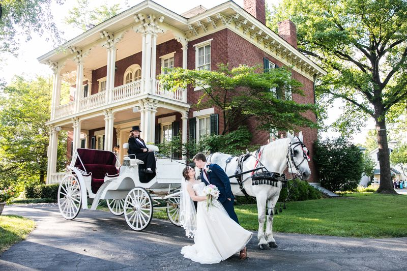 The Larimore Is The Perfect Romantic Wedding And Reception Venue