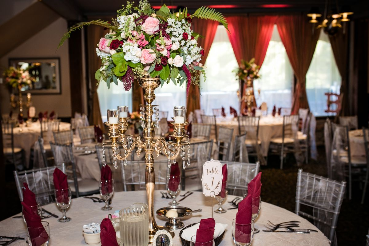 The larimore is the perfect romantic wedding and reception venue elegant wedding reception junglespirit Image collections