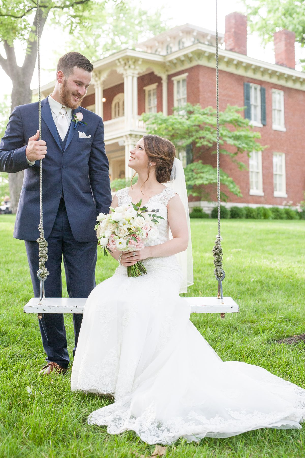 Dream Weddings at The Larimore a Venue in St. Louis.