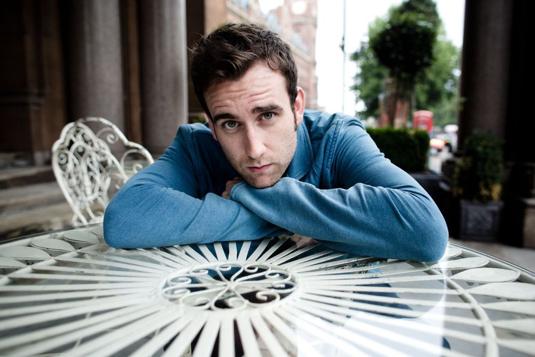Matthew Lewis, actor
