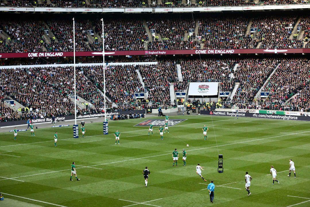 RBS 6 Nations - England vs Ireland - Twickenham Stadium - London - 22/02/2014