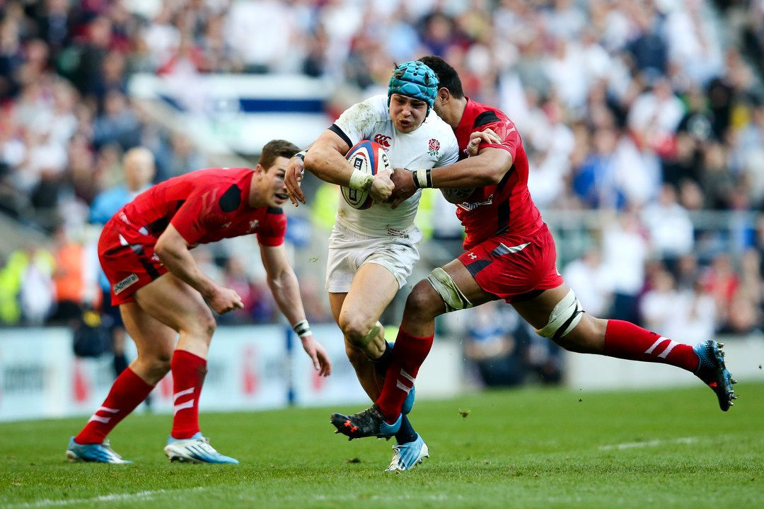 RBS 6 Nations - England vs Wales - Twickenham Stadium - London - 09/03/2014