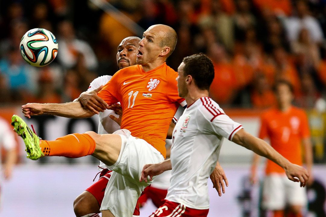 International Friendly - Netherlands vs Wales - Amsterdam Arena - Amsterdam - 04/06/2014