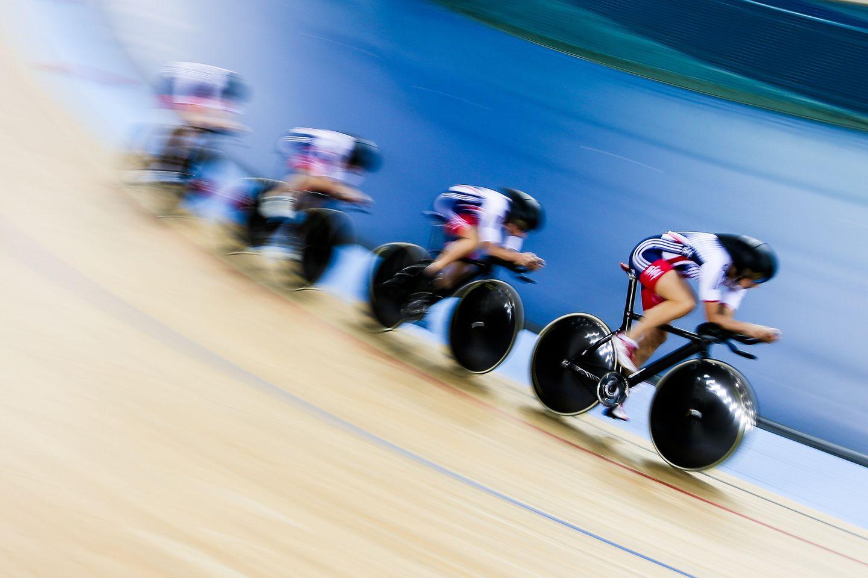 2016 UCI Track Cycling World Championships