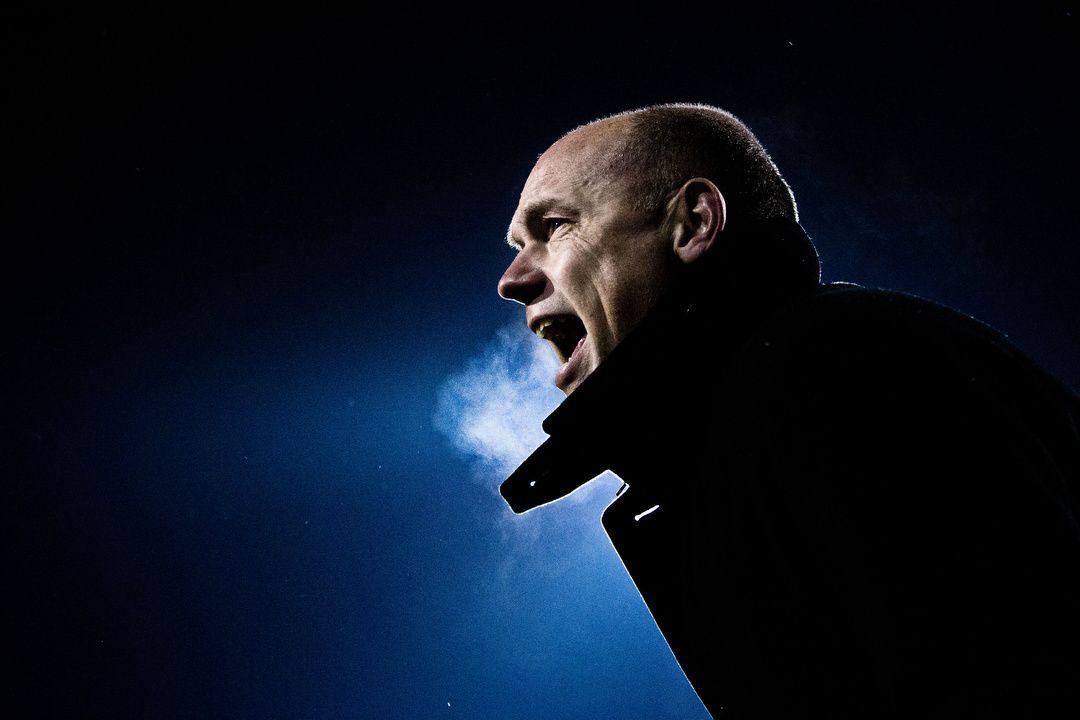 Brentford manager, Uwe Rosler