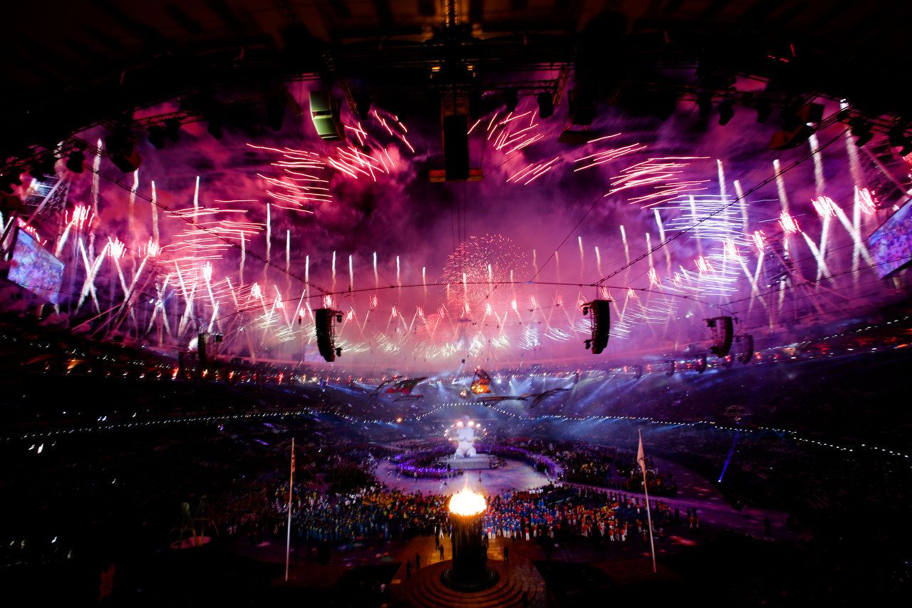 The Paralympic Opening Ceremony