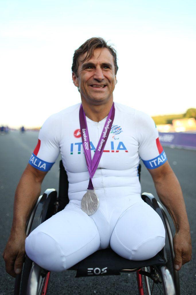 Alessandro Zanardi of ITA