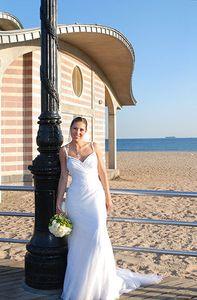 Michelle at Coney Island