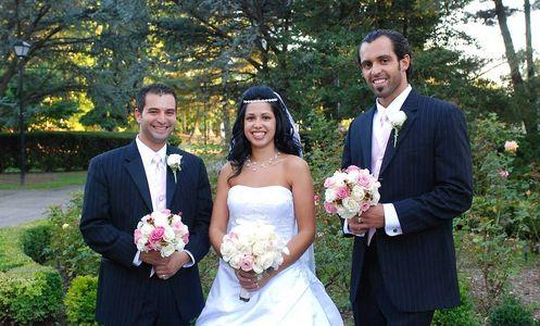 Unconventional Bridesmaids