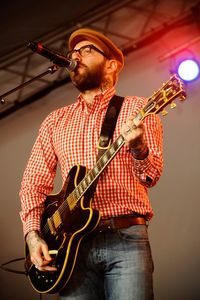 Dallas Greene of City and Colour