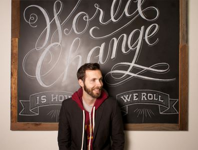 Dale Partridge, Chief World Changer of Sevenly