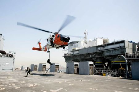 Coast Guard SWAT