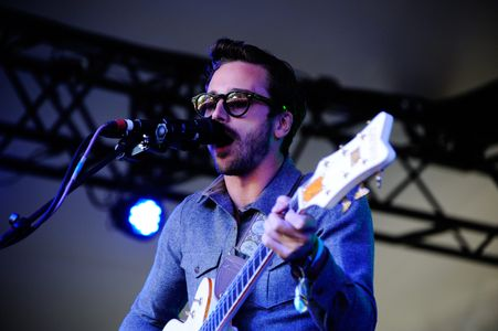 John Baldwin Gourley of Portugal. The Man