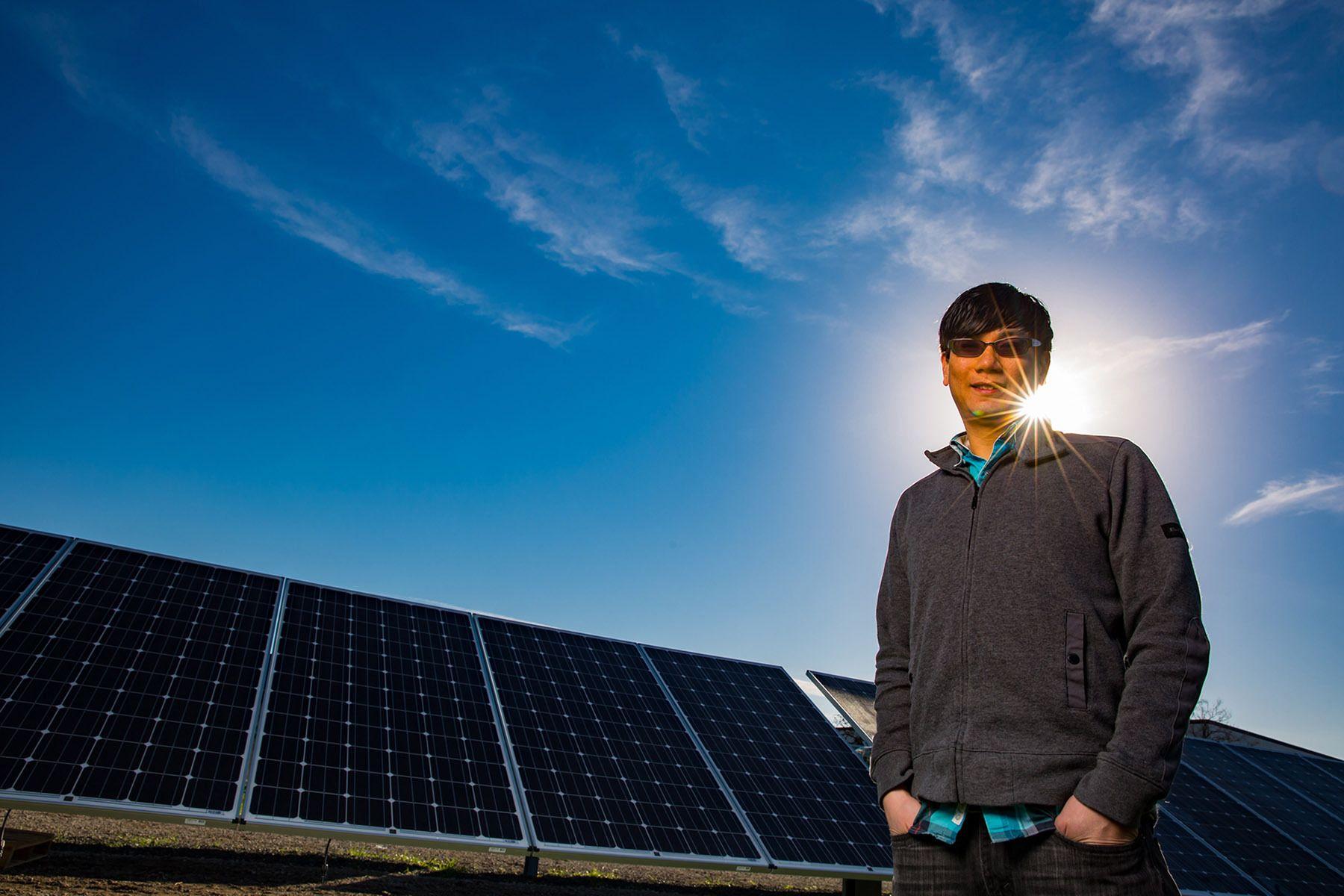 Solar Portrait