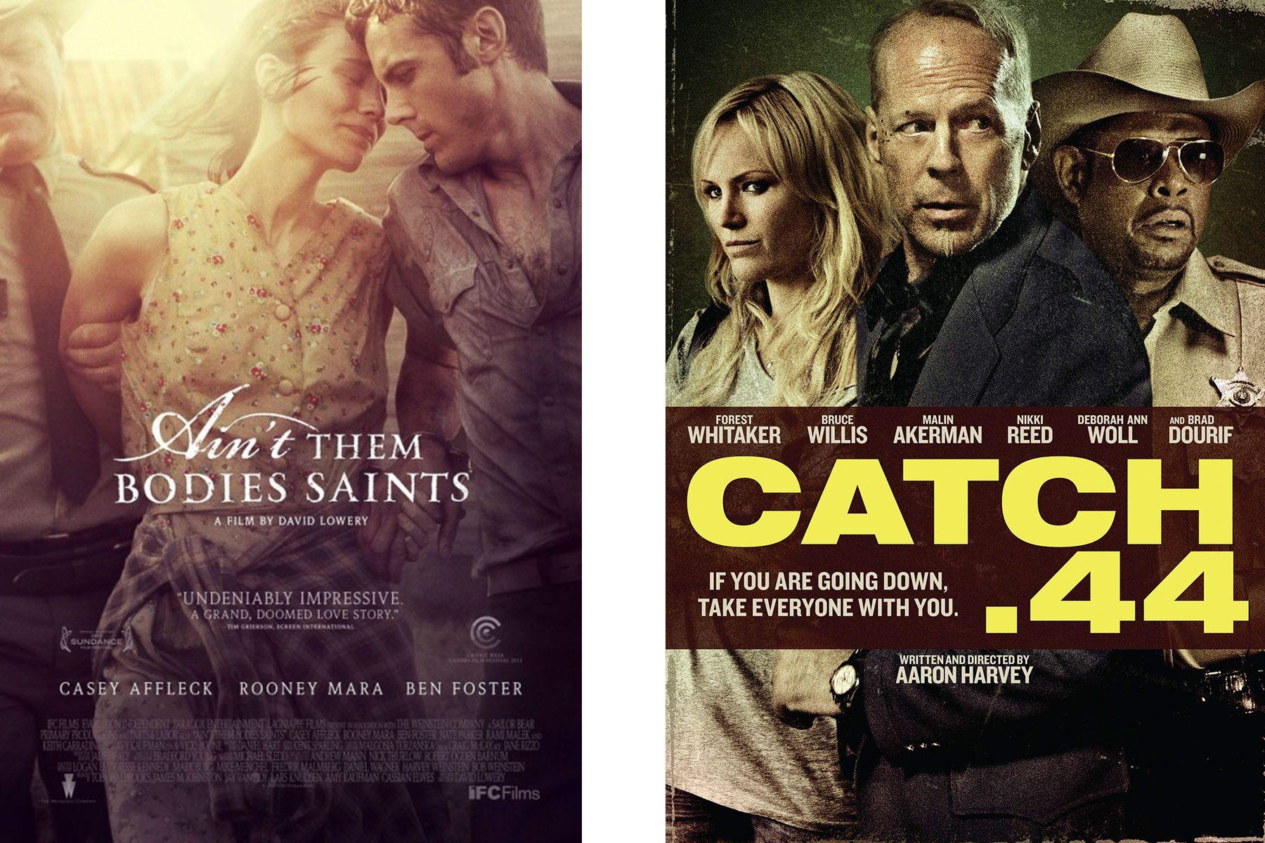 Aint Them Bodies Saints, Catch .44