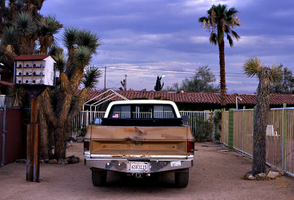 Joshua Tree Motel, CA