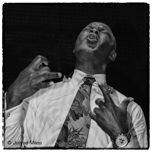 Ola Onabule at The Cutting Room, NYC for Innsbruck Records