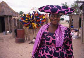 Harare woman