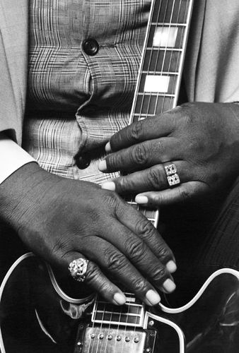 B.B. King's Hands 1988