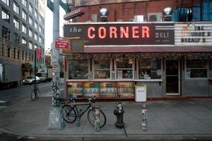 The Corner Deli, NYC