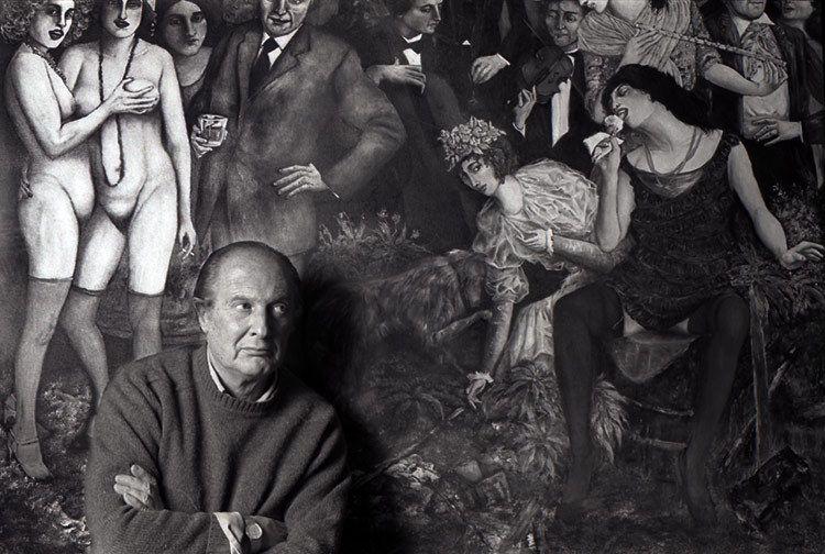 Franco Minei, painter NYC