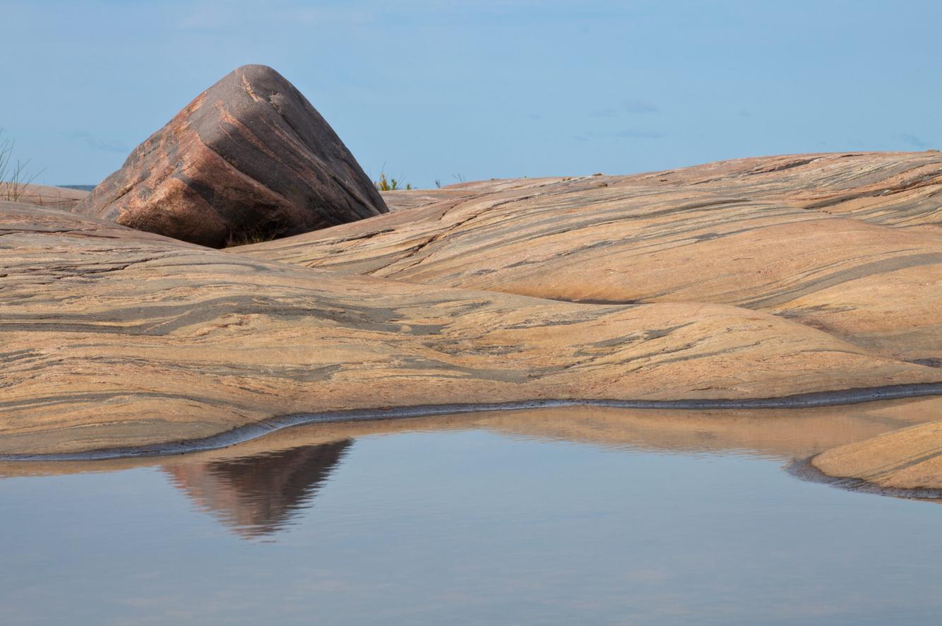 Bedrock Reflection