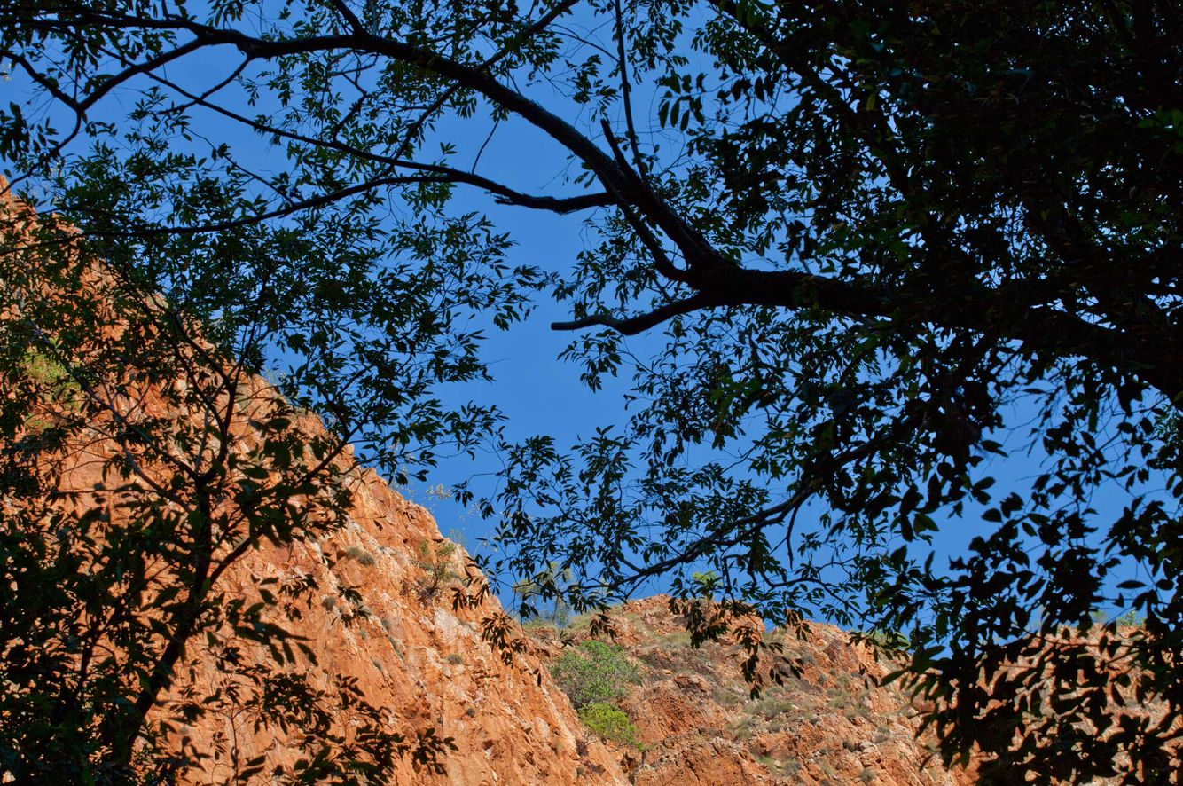El Questro Canyon in The Kimberley