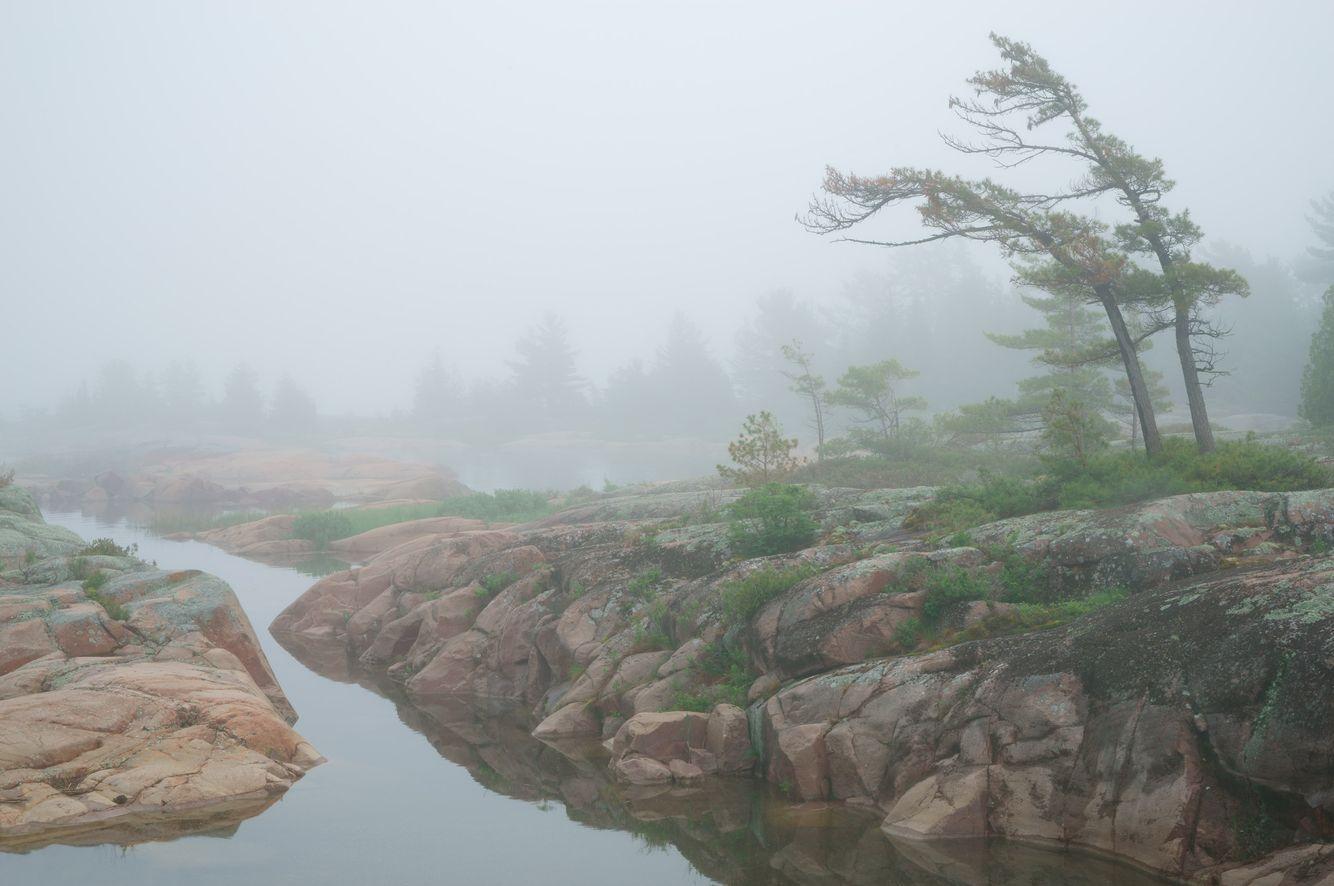 Deer Island Morning