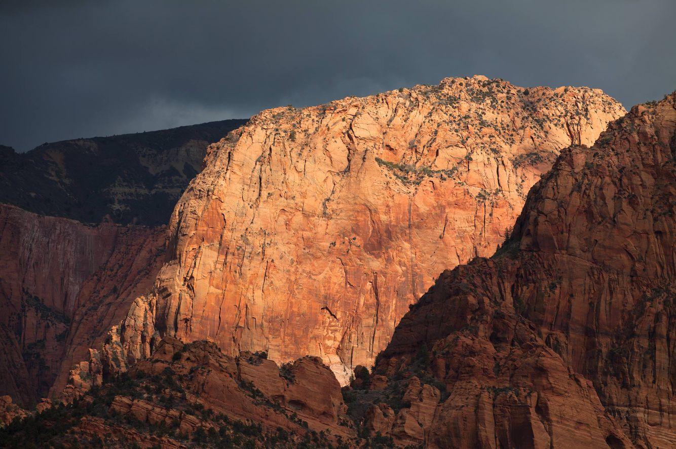 Kolob Canyon 1