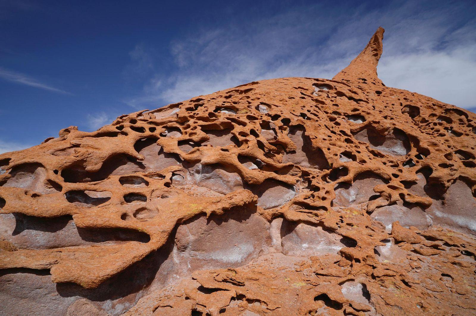 Altiplano Erosion